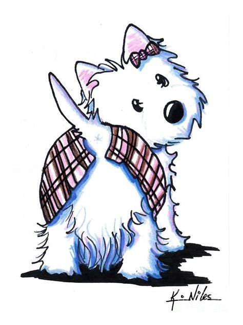 westie dog clipart   cliparts  images