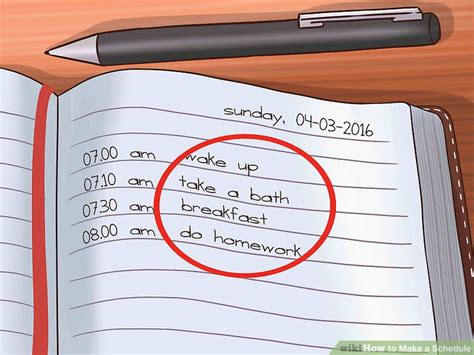How To Make A Schedule (with Pictures)  Wikihow. Volunteer Sign Up Sheet Template Free Template. Nurse Manager Resume Samples Template. Time Off Request Form Sample Template. Objective Customer Service Resume Template. Good Luck In Your New Job Quotes. Leasing Vs Financing Calculator Template. Steps To Writing A Cover Letter For Resume Template. Strategy Planning Template Ppt Template