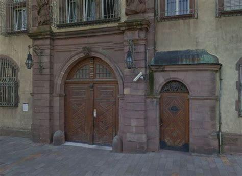 maison centrale d ensisheim un psychologue pris en otage par un d 233 tenu de la maison centrale d ensisheim en alsace