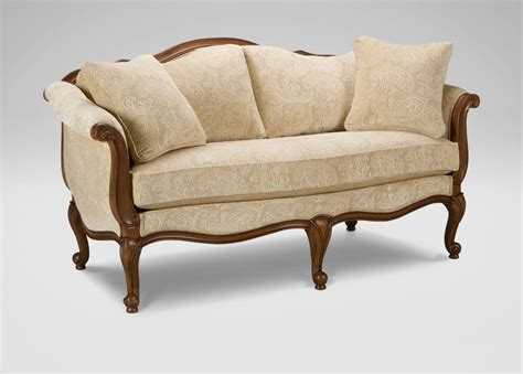 Sofa Settee Or by Evette Settee Sofas Loveseats Decor Furniture And