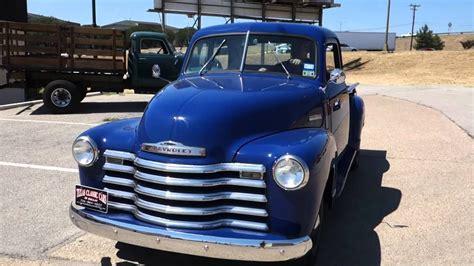 Chevrolet Window Pickup Truck Youtube