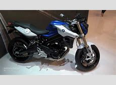 BMW Brings 2015 F800R to EICMA 2014 with New Headlight