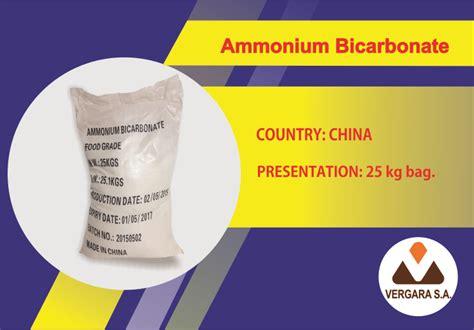 bicarbonate d ammonium cuisine ammonium bicarbonate