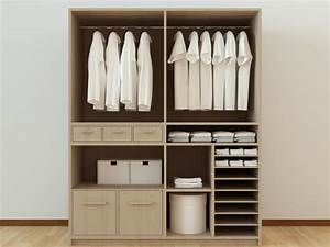 Penderie Sur Mesure : meuble sur mesure pour la chambre dressing sur mesure ~ Zukunftsfamilie.com Idées de Décoration