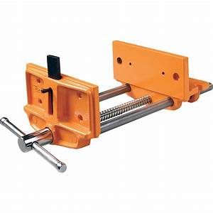 Pony Adjustable Clamps Medium-Duty Woodworker's Vise 27091 B&H