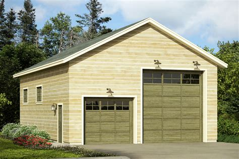 traditional house plans rv garage