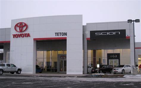 Teton Toyota by Teton Toyota 171 Idaho Concrete Montana Concrete Utah