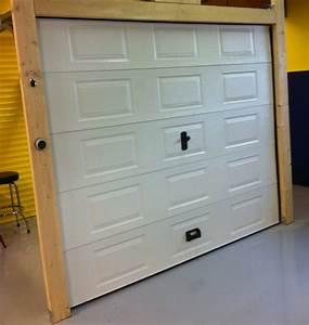 porte de garage sectionnelle 2200x3000 a prix discount With porte de garage discount