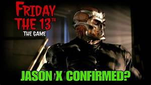 JASON X DLC CONFIRMED!! | Friday the 13th: The Game - YouTube