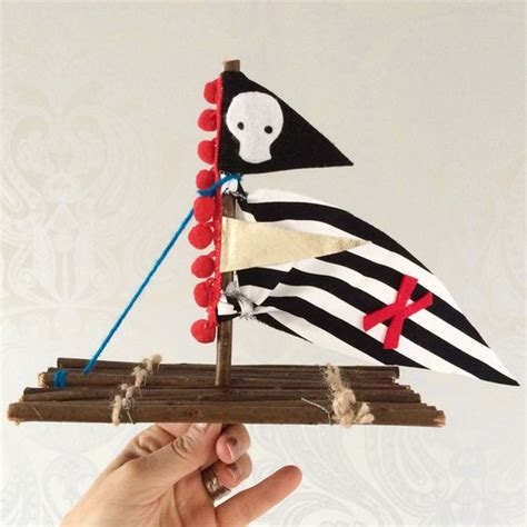 Handmade Boat Flags by The World S Catalog Of Ideas