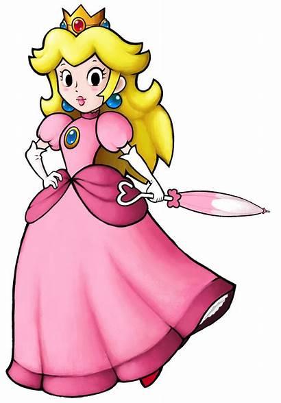 Peach Princess Clipart Mario Fantendo Clip Bros