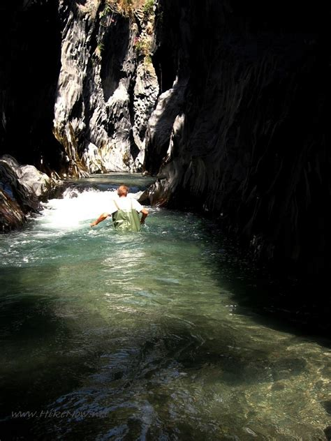 To See Interesting Rock Formations Of Alcantara River You