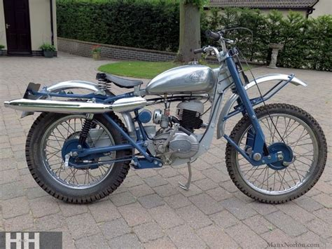 Motorcycles Ta by 1959 Greeves Scottish 20 Ta Motorcycle Motorcycle