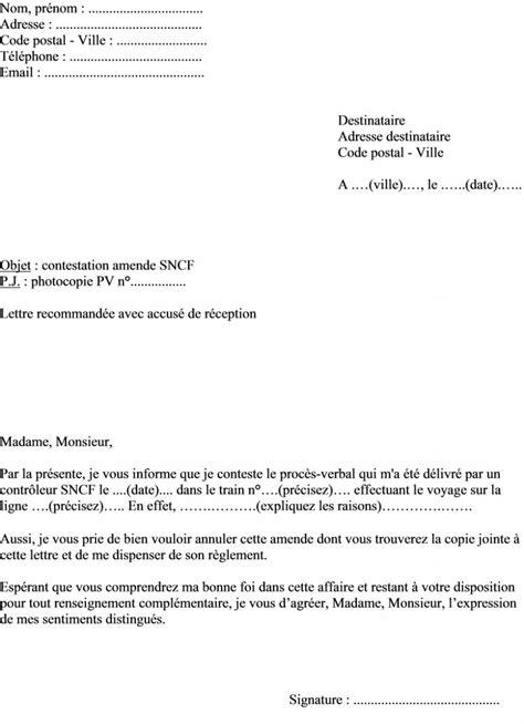 modele lettre contestation pv autre conducteur ppt lettre de contestation contravention usurpation d
