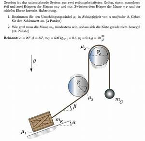Taylorpolynom Berechnen : technische mechanik seilreibung nanolounge ~ Themetempest.com Abrechnung