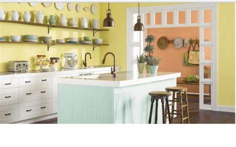 cuisine pastel 12 adorables cuisines décorées avec des couleurs pastel