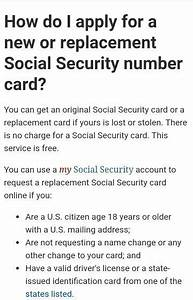 How to get my social security number offline if i don39t for Documents i need for social security card