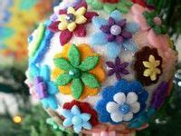 christmas ball art and craft 53 best craft with polystyrene balls images on polka dots ornaments