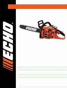 Echo Chainsaw Cs
