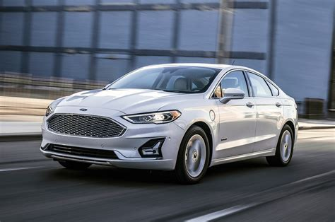 2019 Ford Fusion First Look Seventhyear Itch Motor