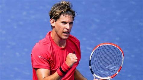 open thiem sees red  red bull   open love tennis