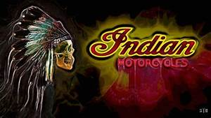 Indian Logo 2 - Indian & Motorcycles Background Wallpapers ...