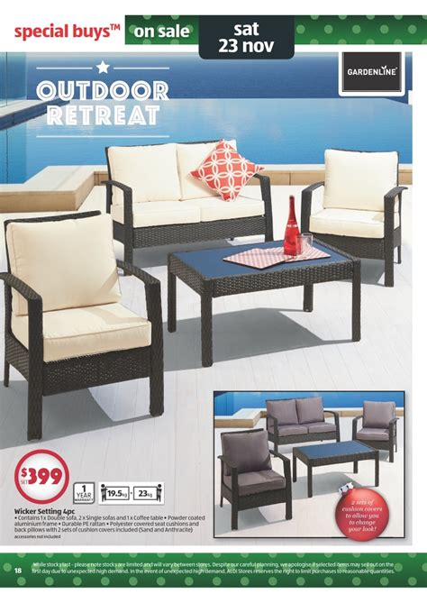 Gardenline Patio Furniture Aldi by Aldi Toys Catalogue 2013 Page 18