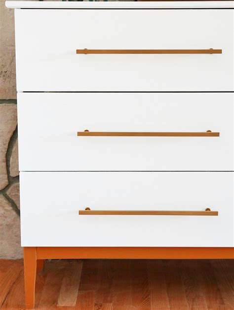 ikea hack mid century modern mid century modern dresser diy from ikea hack