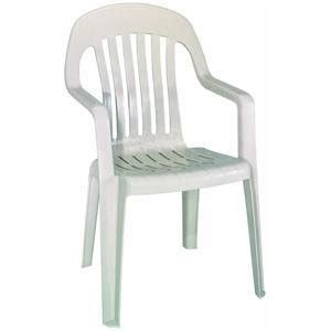mfg co trad clay stack chair 8255 23 3700 resin