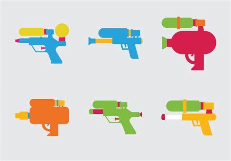 water gun clipart free water gun vector illustration free vector