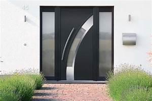Eingangstüren Aus Kunststoff : haust ren aus kunststoff und aluminium tmp fenster ~ Articles-book.com Haus und Dekorationen