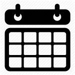 Calendar Icon Transparent Office Monthly Weekly Daily