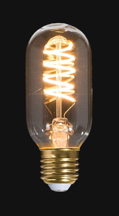 led vintage style light bulb st medium size