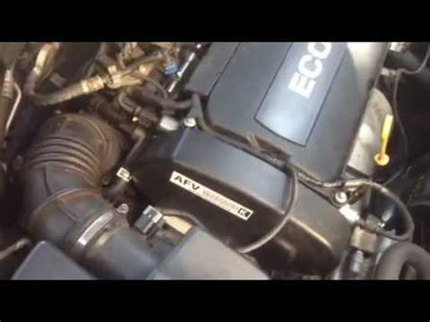 Cruze Diesel Problems by Chevrolet Cruze Engine Problem