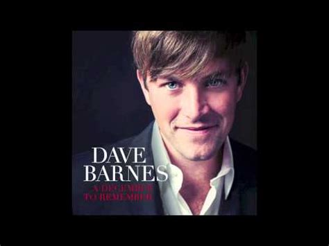 Dave Barnes Lyrics by Dave Barnes It S The Most Wonderful Time Of The Year