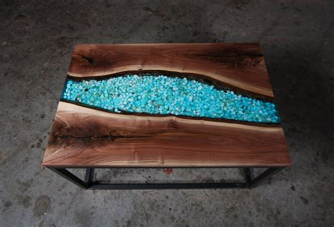 Hope you have enjoyed my instructable. Walnut Epoxy River Coffee Table - Anglewood Live Edge Custom Furniture, Toronto
