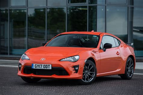 Toyota Gt86 Club Series Orange Edition Goes On Sale In Uk