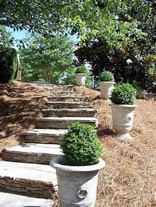 amenagement jardin en pente astuces pour apprivoiser le With exceptional allee de jardin en cailloux 4 creer le plus beau jardin avec le gravier pour allee