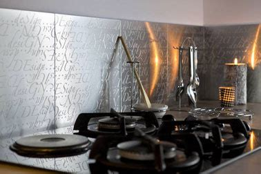 carrelage adhesif pour cuisine carrelage adhésif inox pour crédence cuisine métal décor