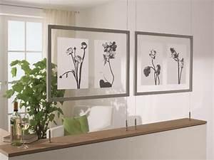 Raumteiler Ideen Selbermachen : schwebende bilder selber machen heimwerkermagazin ~ Lizthompson.info Haus und Dekorationen