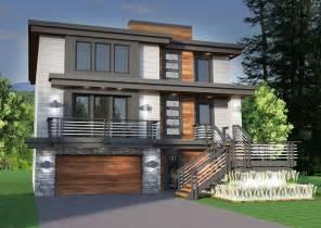 Plan 14633RK: Master On Main Modern House Plan in 2020