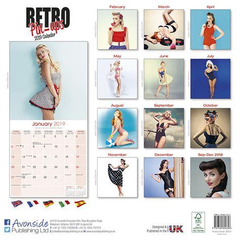retro pin ups calendars ukpostersukposters