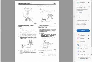 Factory Workshop Service Repair Manual Hyundai Matrix