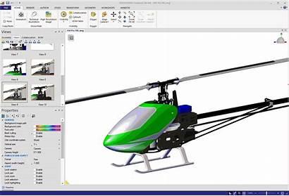 Solidworks Composer Custom Views Creating Camera Position