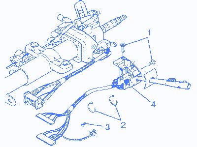 Gmc Sierra Multifunction Switch Electrical Circuit