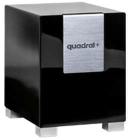 quadral qube 10 aktiv zwart kenmerken tweakers