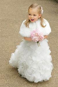 27 winter flower girl outfits to keep them warm and With winter wedding flower girl dresses