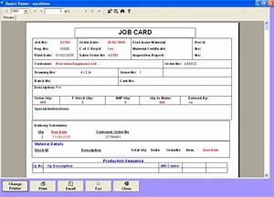 maintenance repair job card template excel template With job card template mechanic