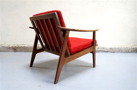 canape annee 50 vendu fauteuil scandinave chauffeus design ées 50 60