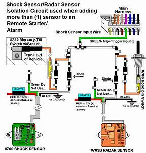 Mercury 700 Wiring Diagram